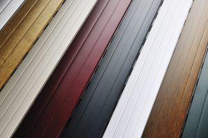 Szeroka paleta kolorów. Roleta natynkowa Alukon 45. Profilnet Tarnowskie Góry Śląsk Zabrze Gliwice Częstochowa